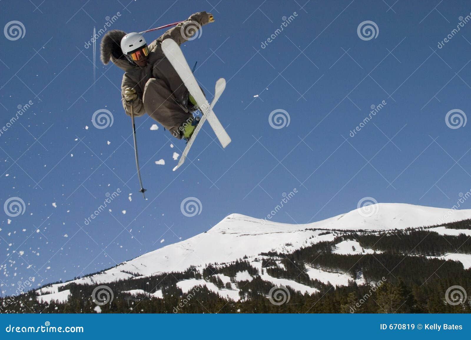 Superpipe för skier d78