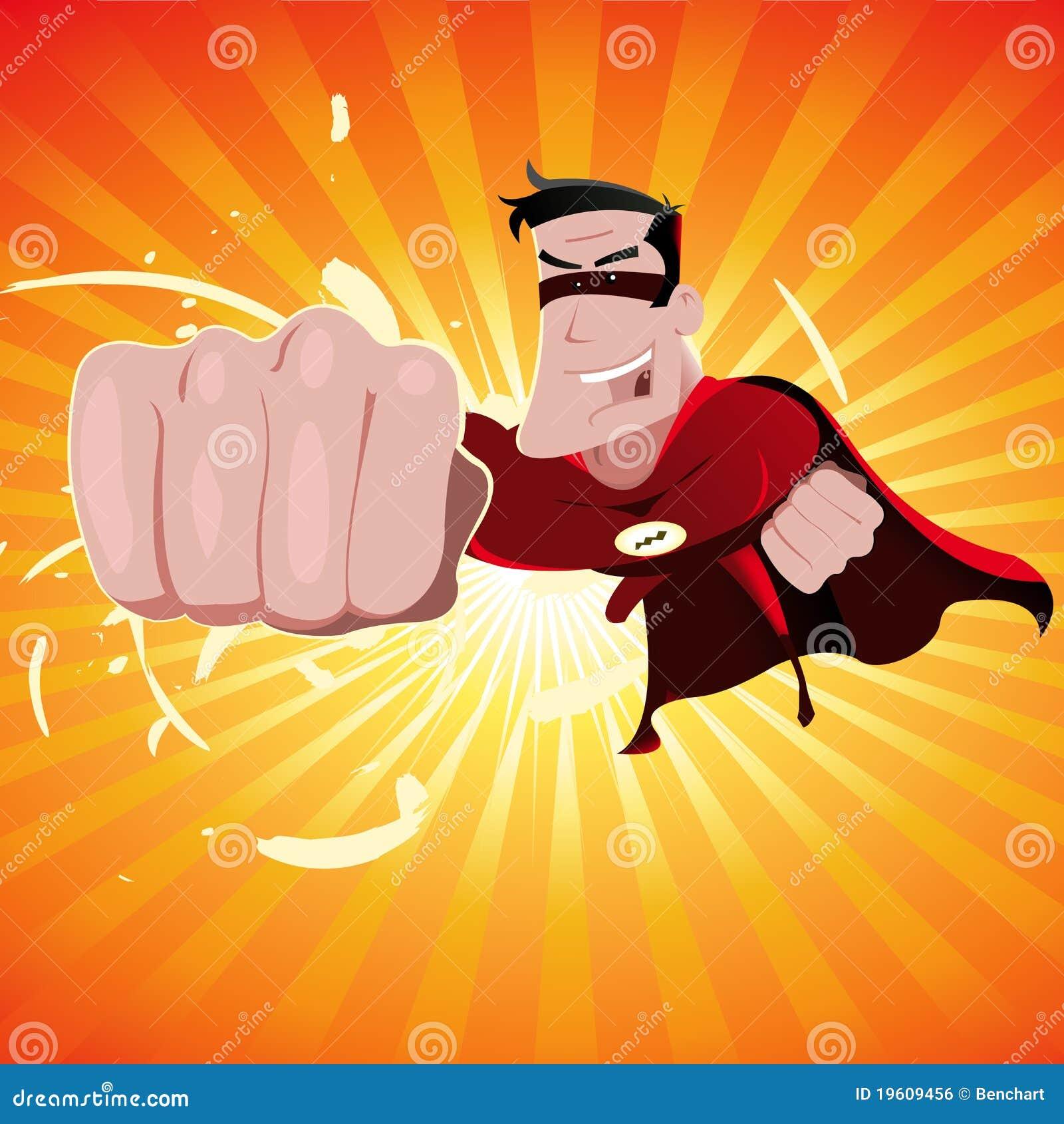 super hjältar tecknad sex