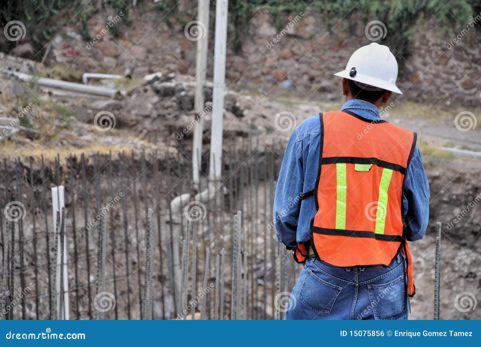 Supervisor da construção