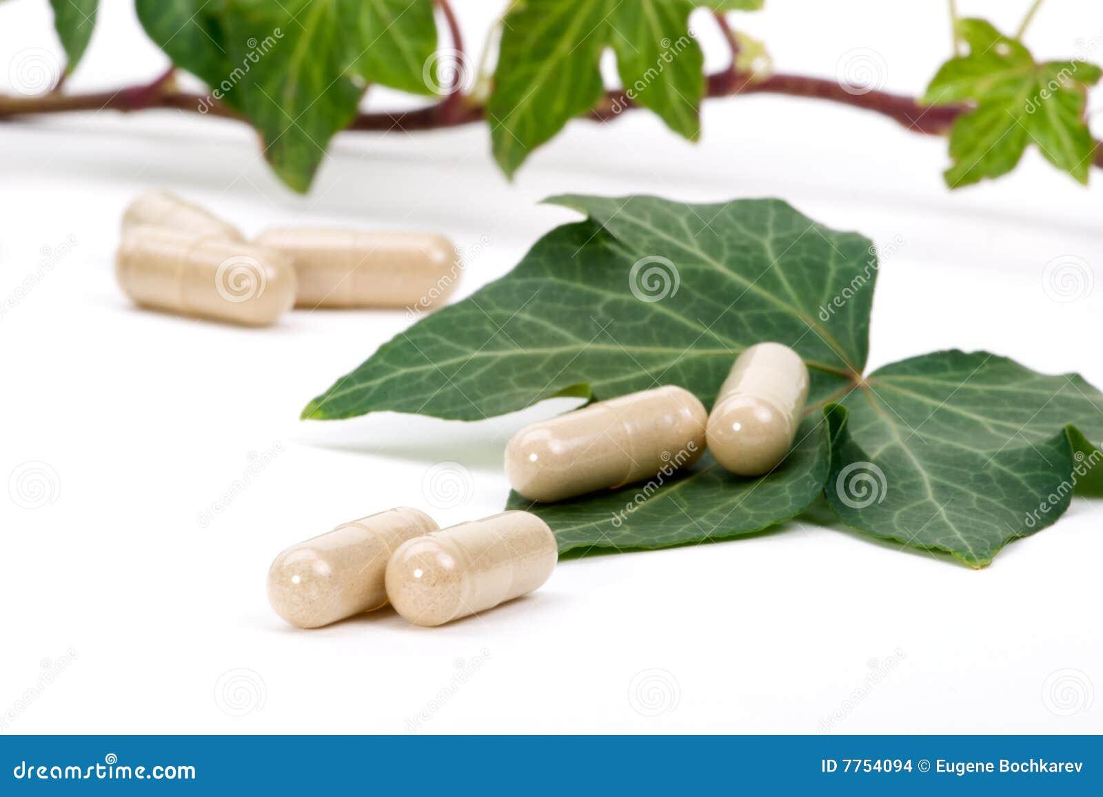 Suplementos herbarios