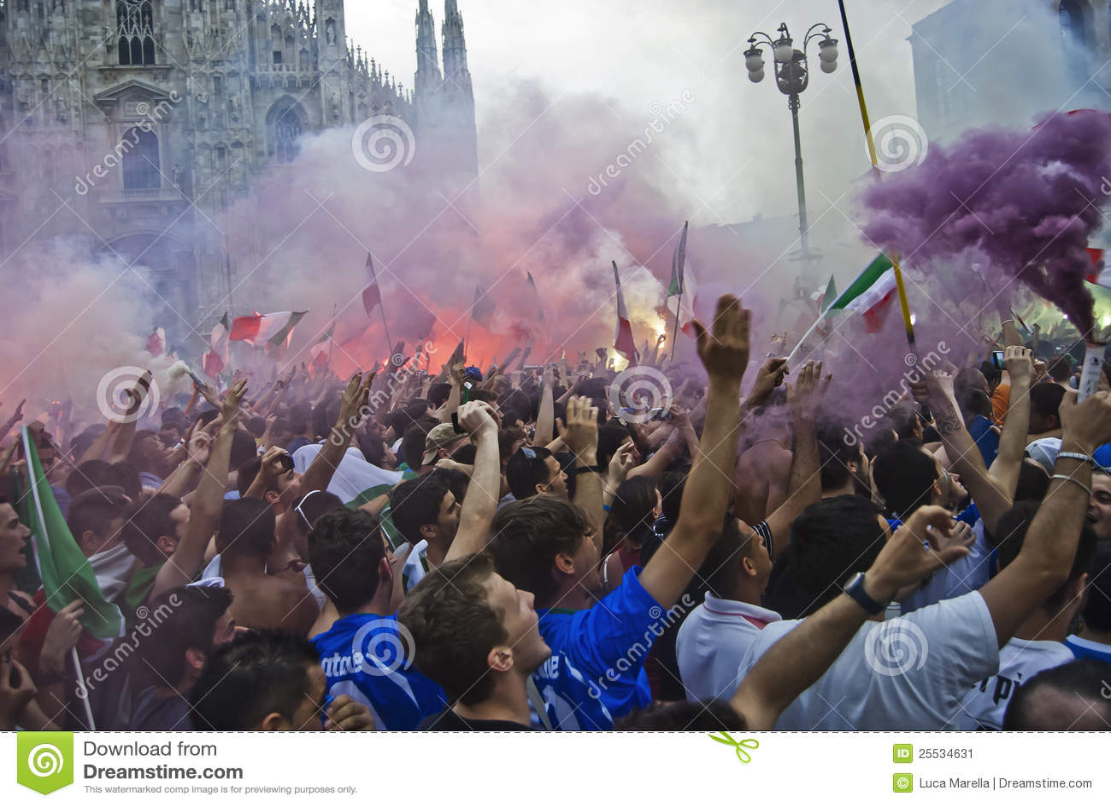 Suportes, euro 2012