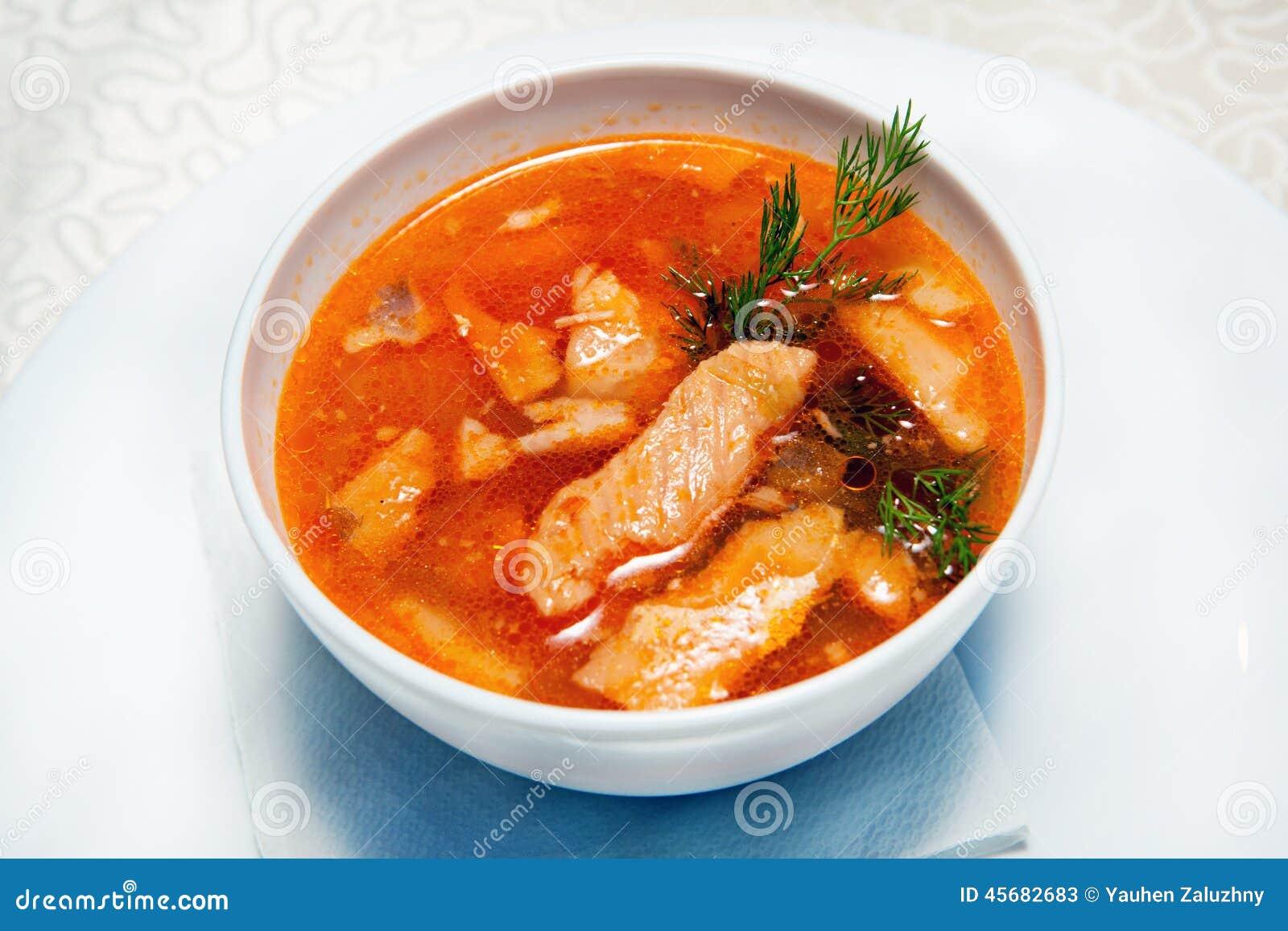 Suppe, Zutritt