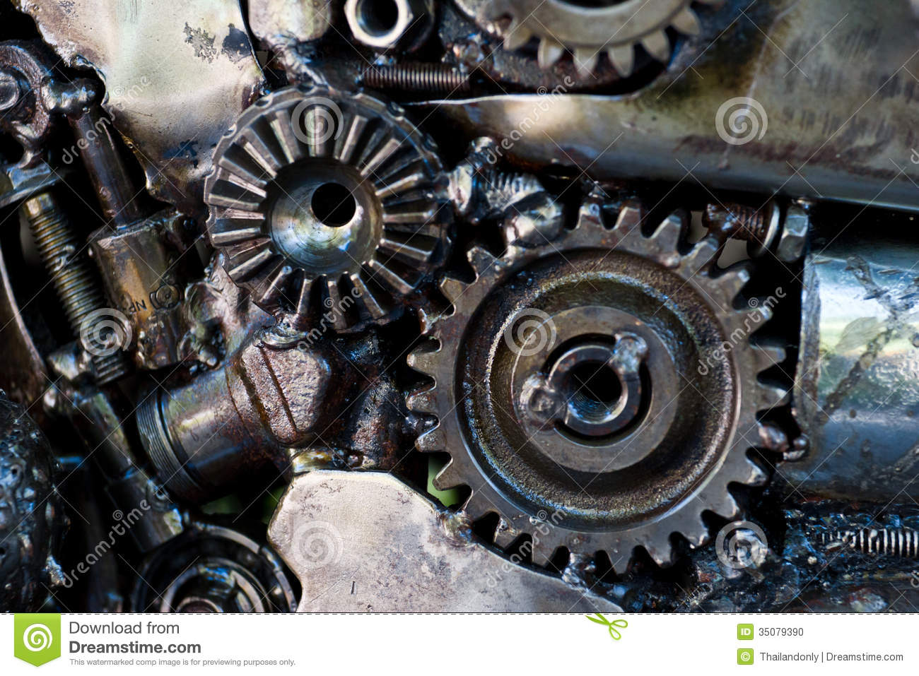Supplies For Industrial, Technology Gears Background Stock Photo ...