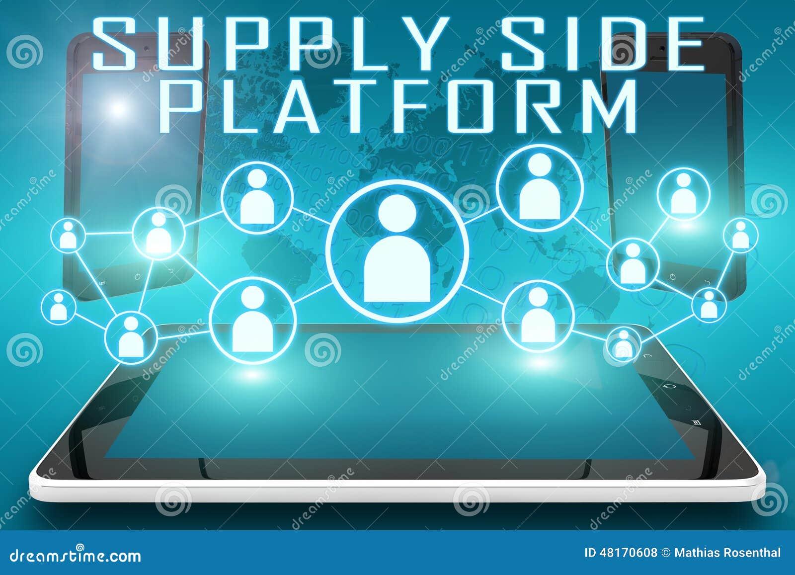 Supply side platform stock illustration illustration of source supply side platform pooptronica