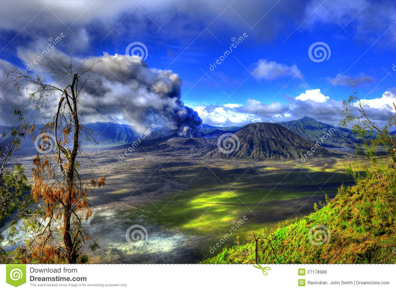 Support Bromo HDR