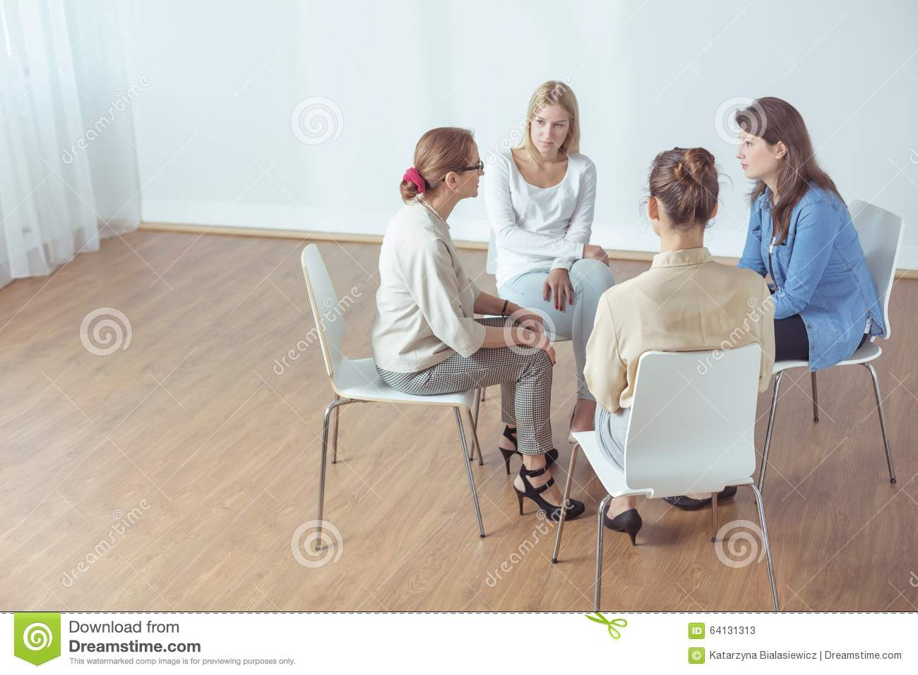Support group during classes