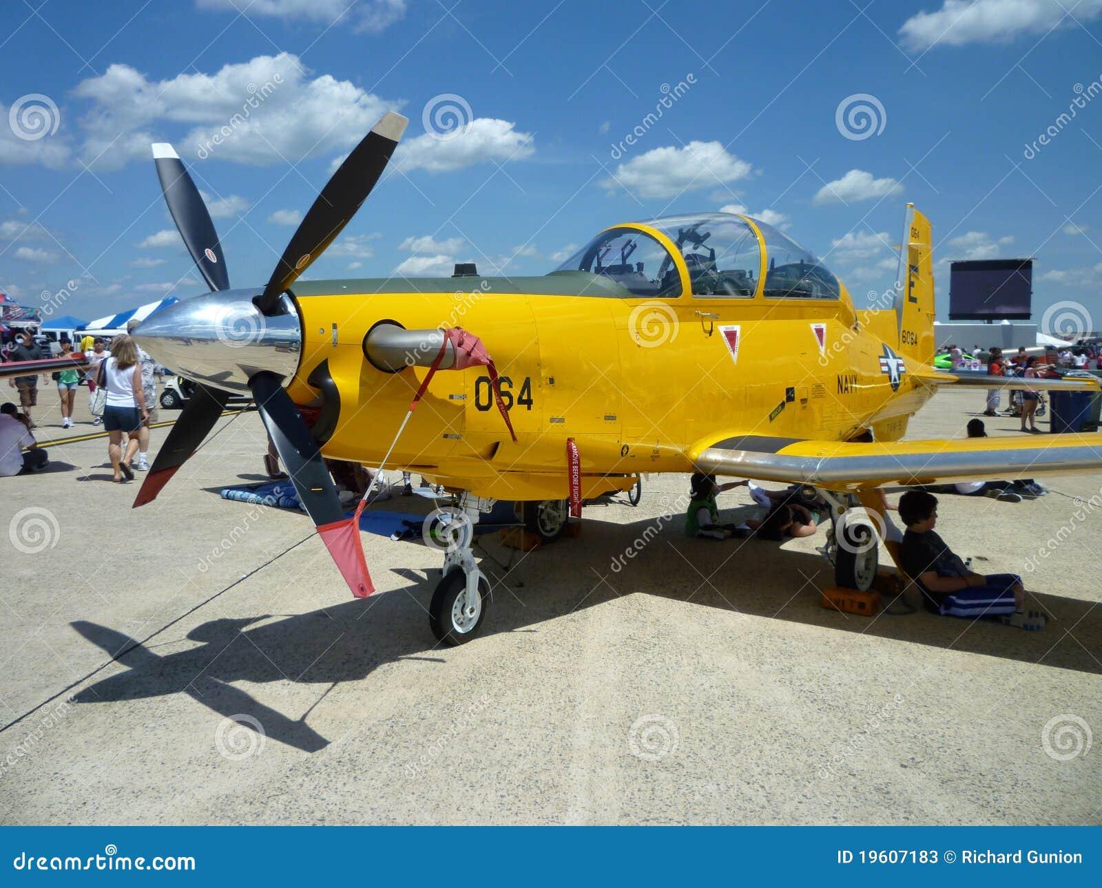 Support jaune de Turbo