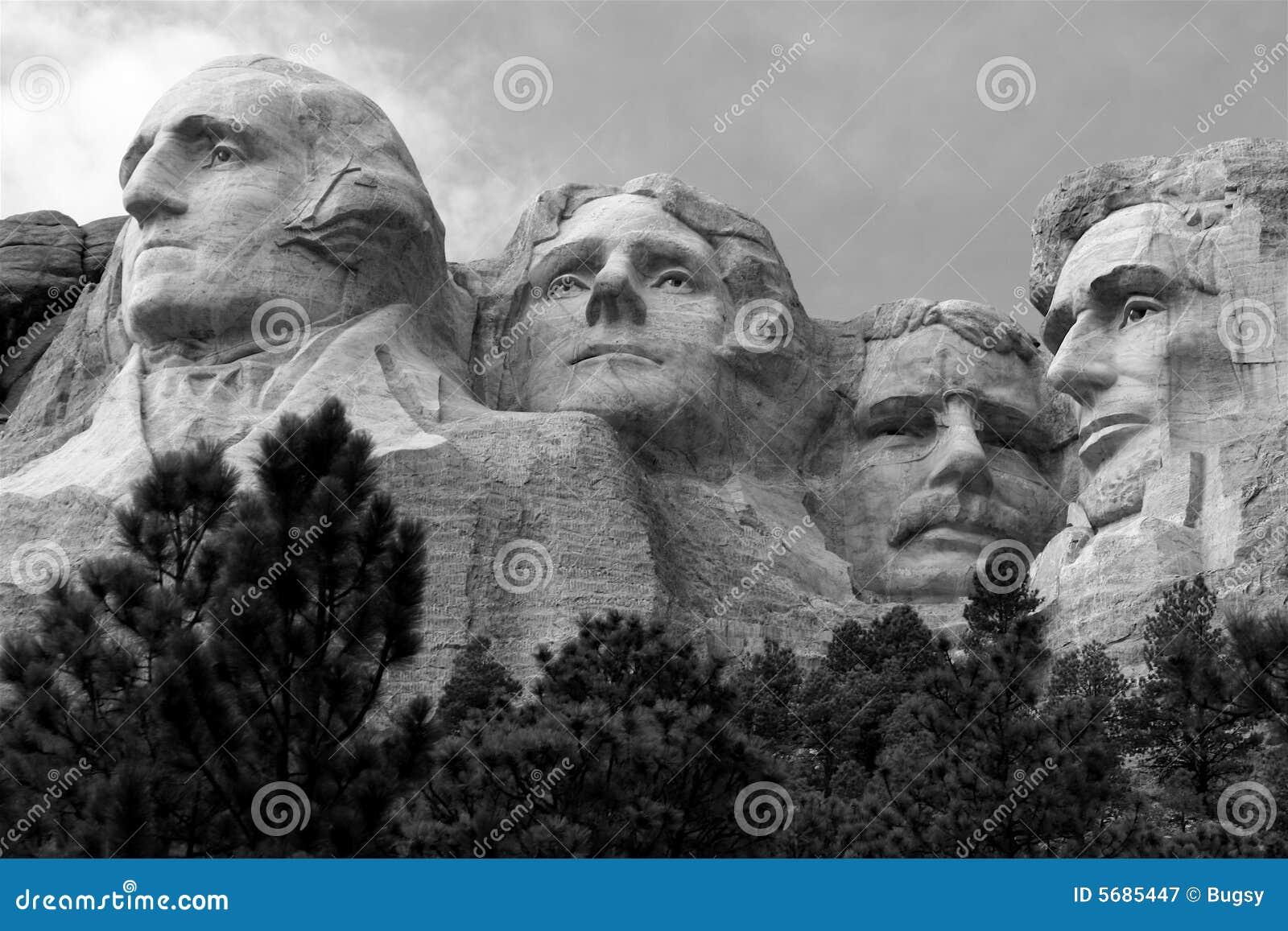 Support Rushmore, le Dakota du Sud