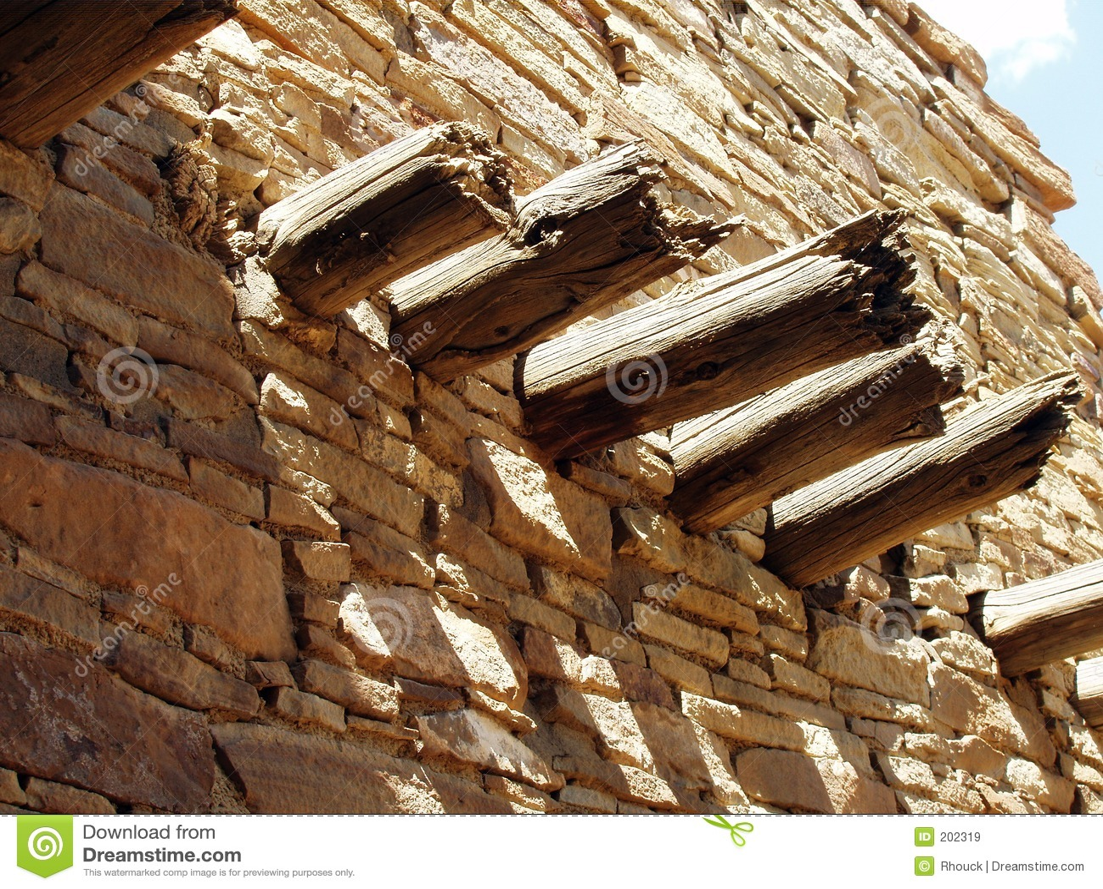 Supporti di legno