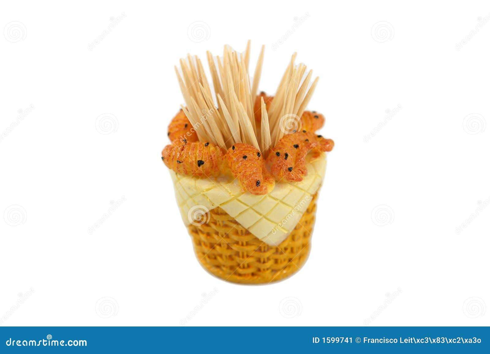 Supporto del Toothpick