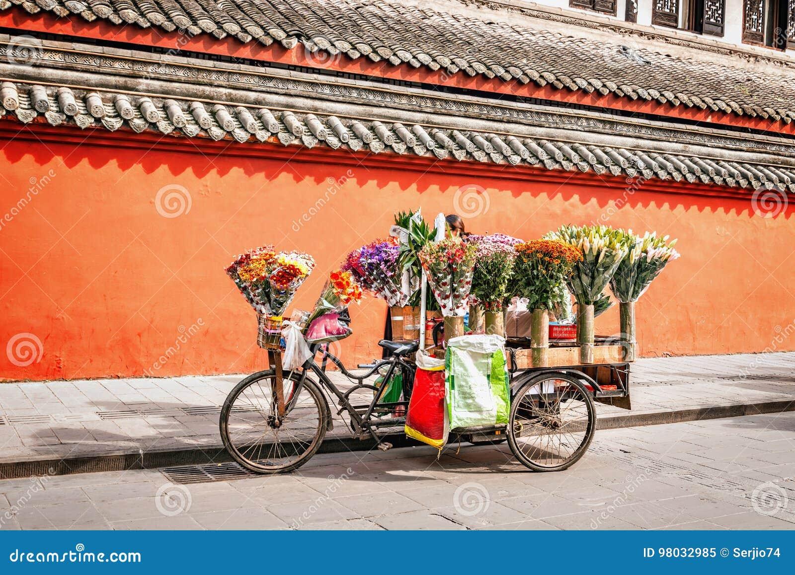 Supporto di commercio del fiore