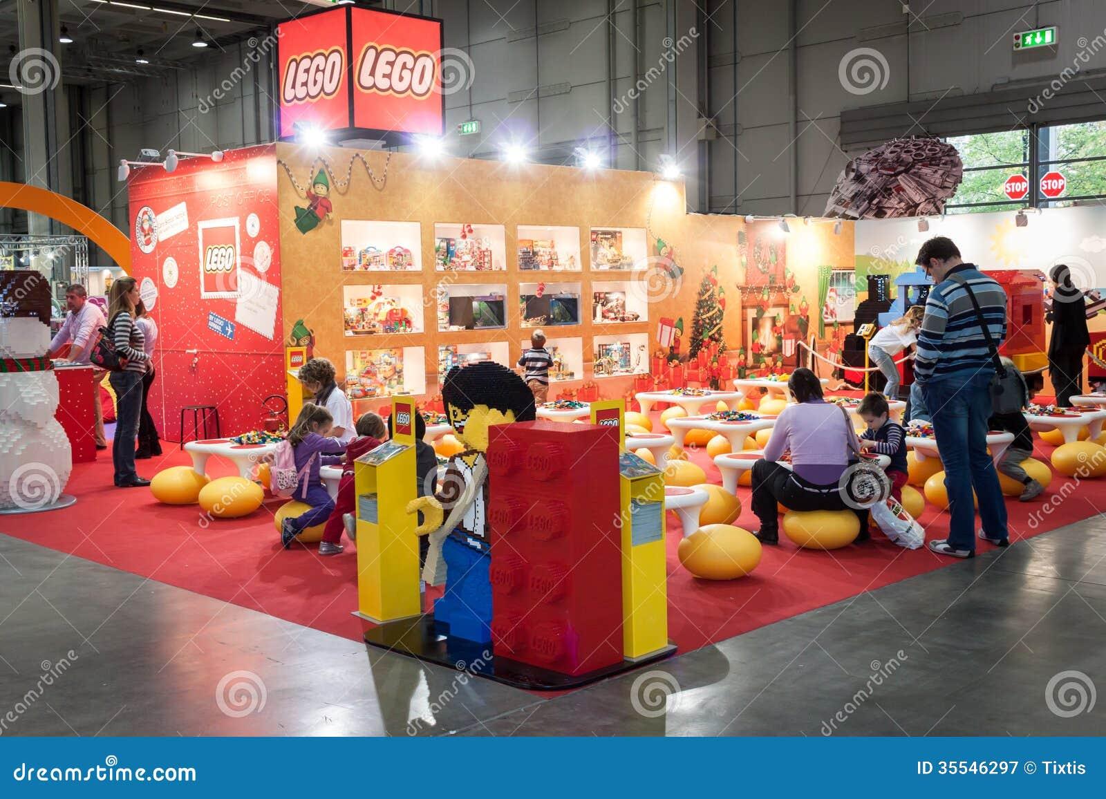 Expo Stand Bambini : Supporto di lego al g viene il giocare a milano italia