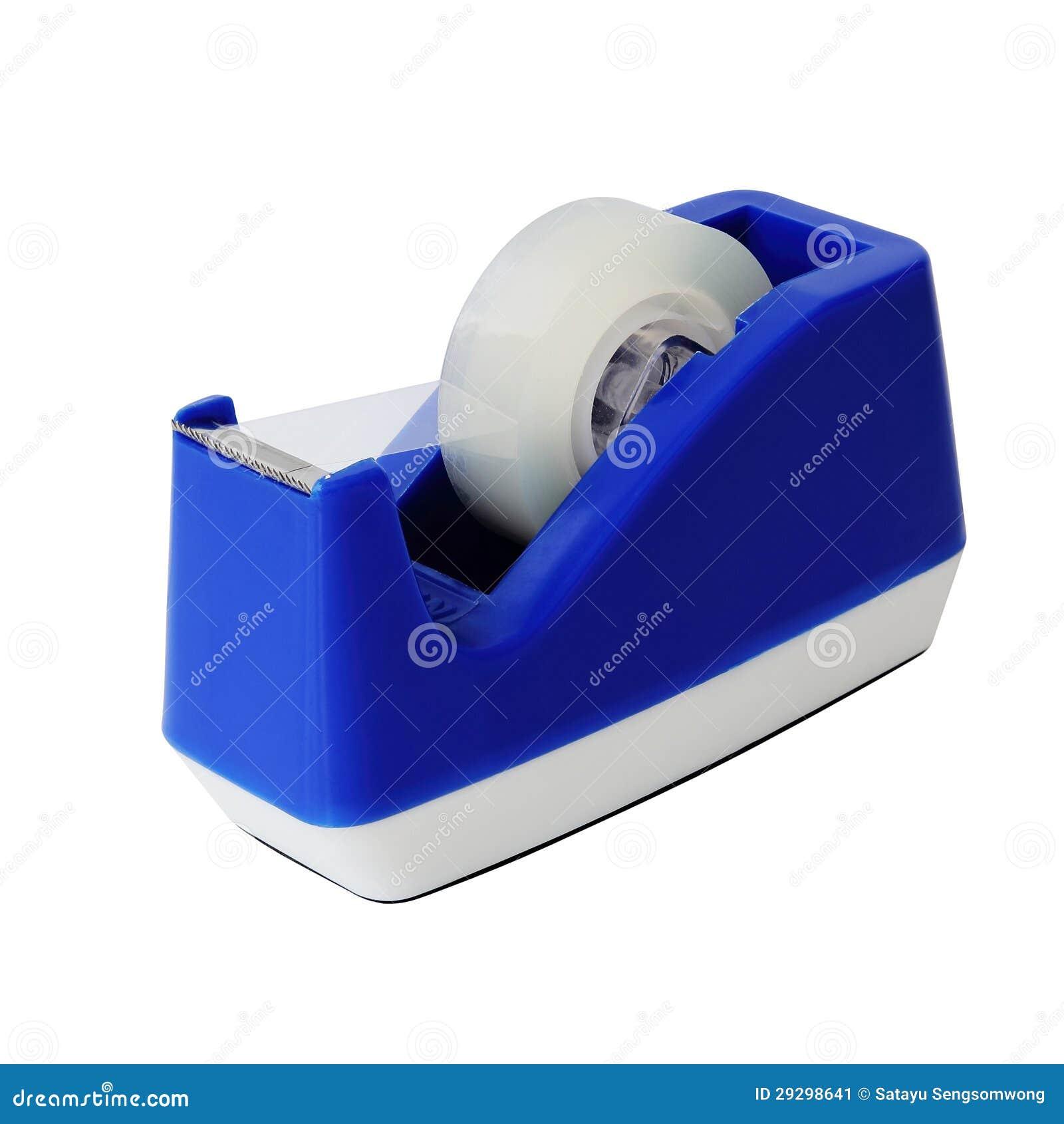 Supporto di nastro scozzese blu