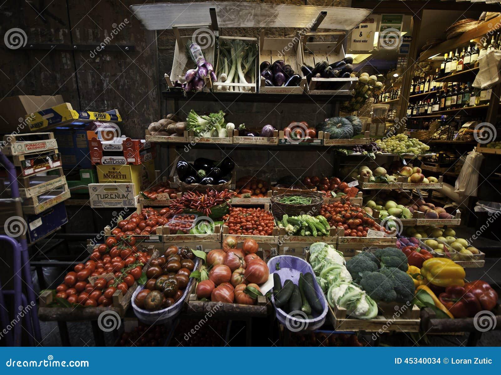 Supporto di verdure