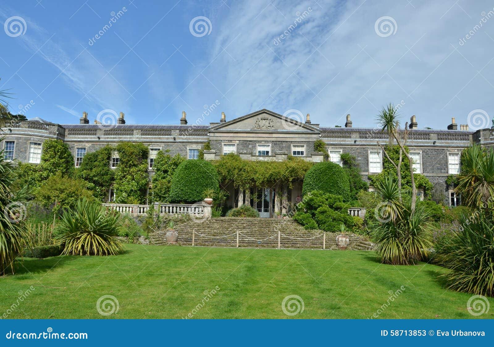 Supporto Steward House e giardino