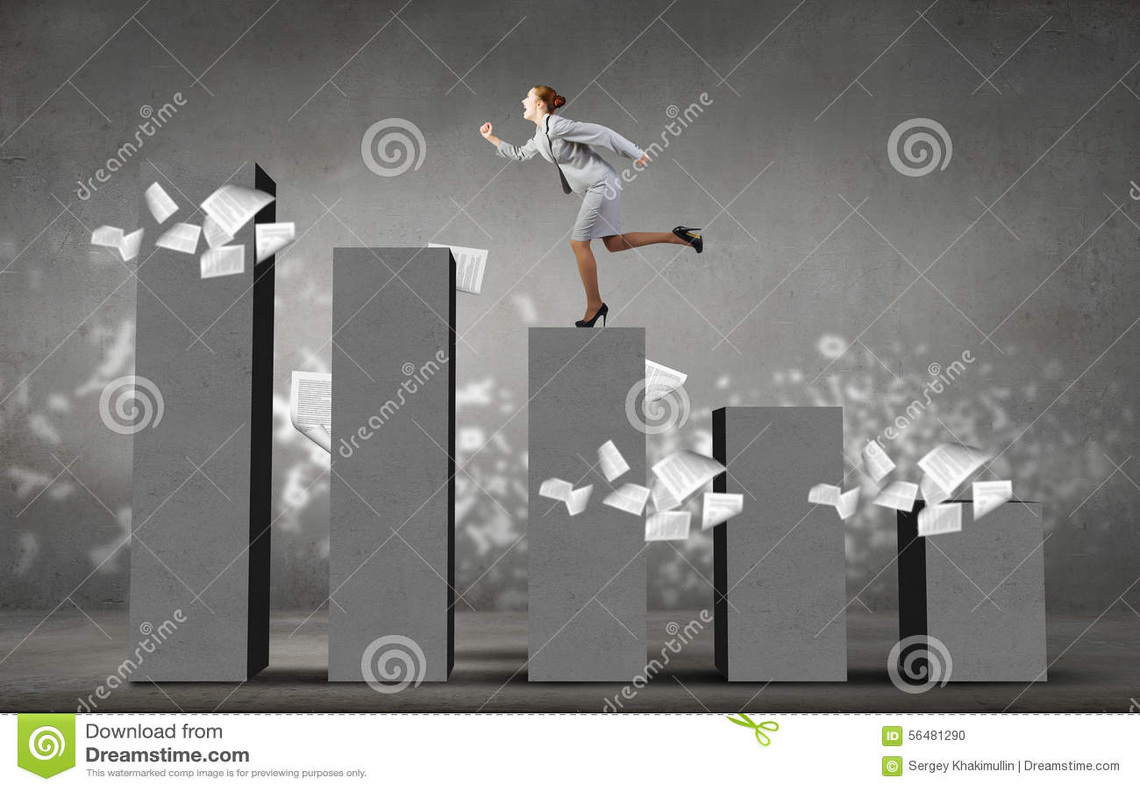 Sur l échelle de succès