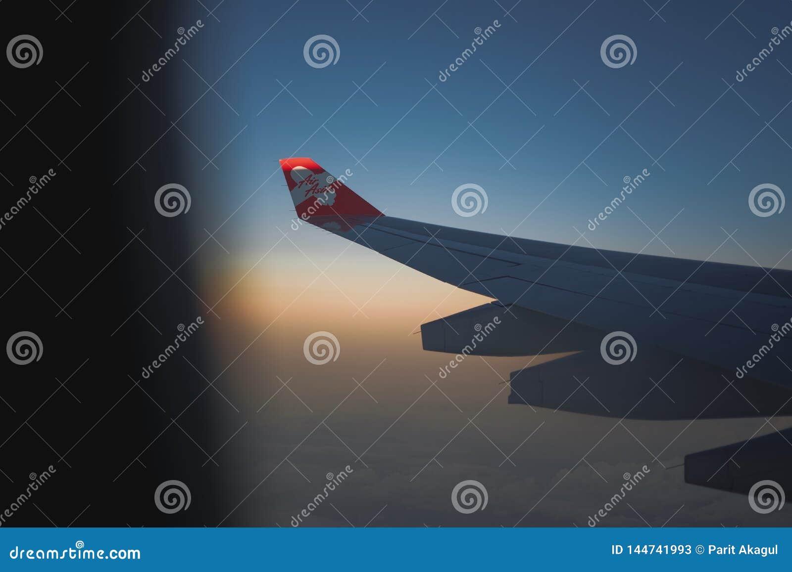 Sur le chemin en ciel
