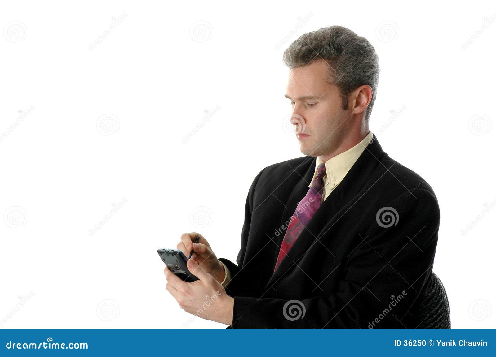 Sur le PDA
