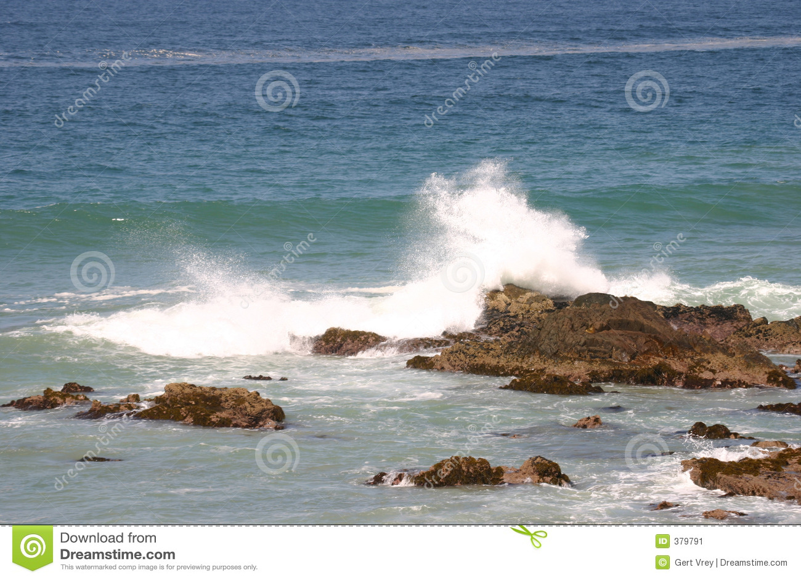 Sur le rivage