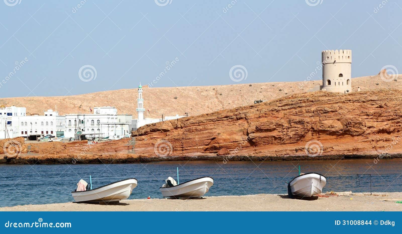 Sur, Oman Stock Images Image: 31008844