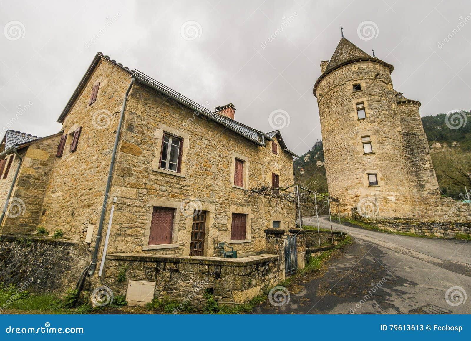 Sur Tartaronne de Saint Saturnin, França