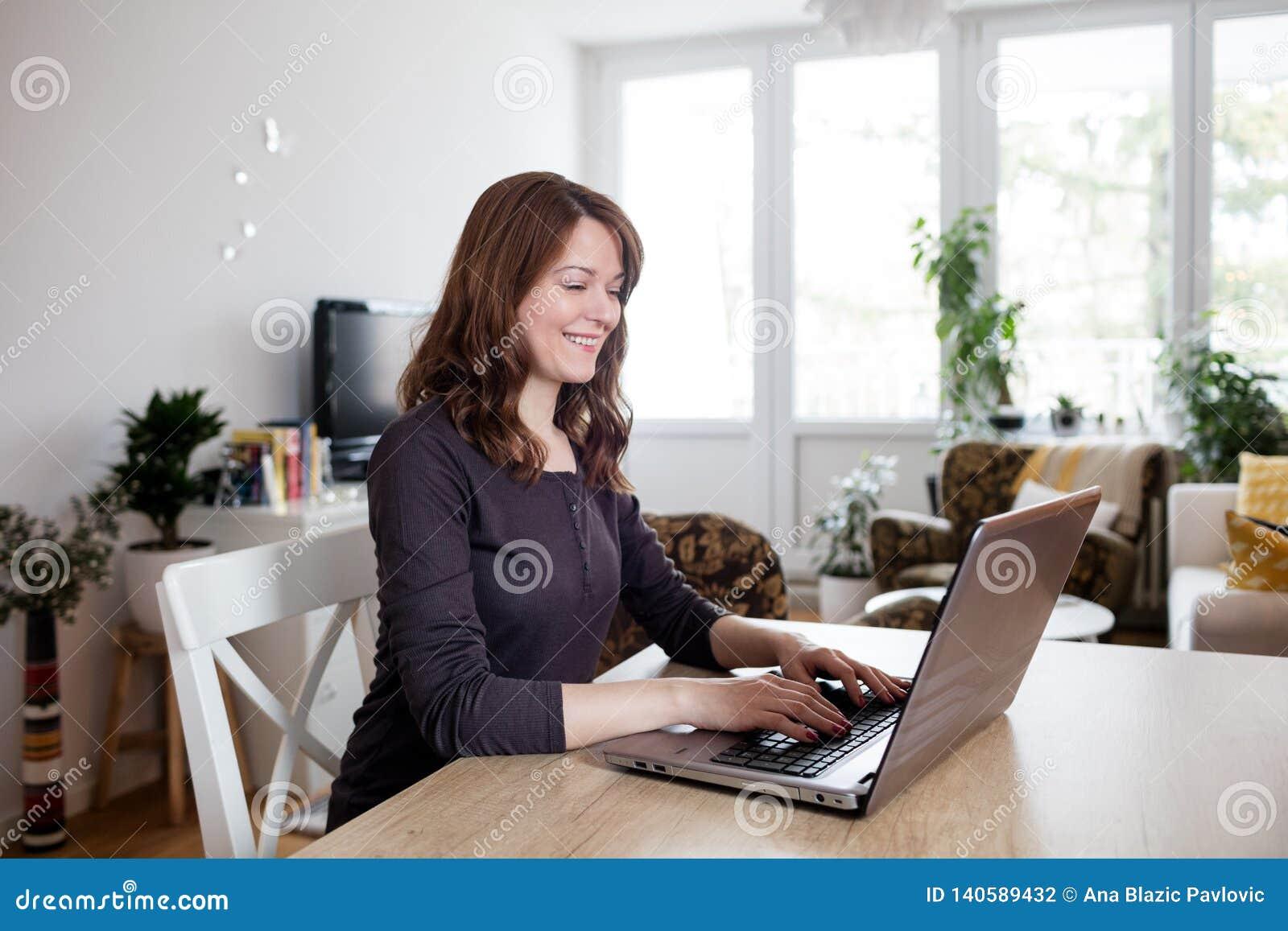 Sur un ordinateur