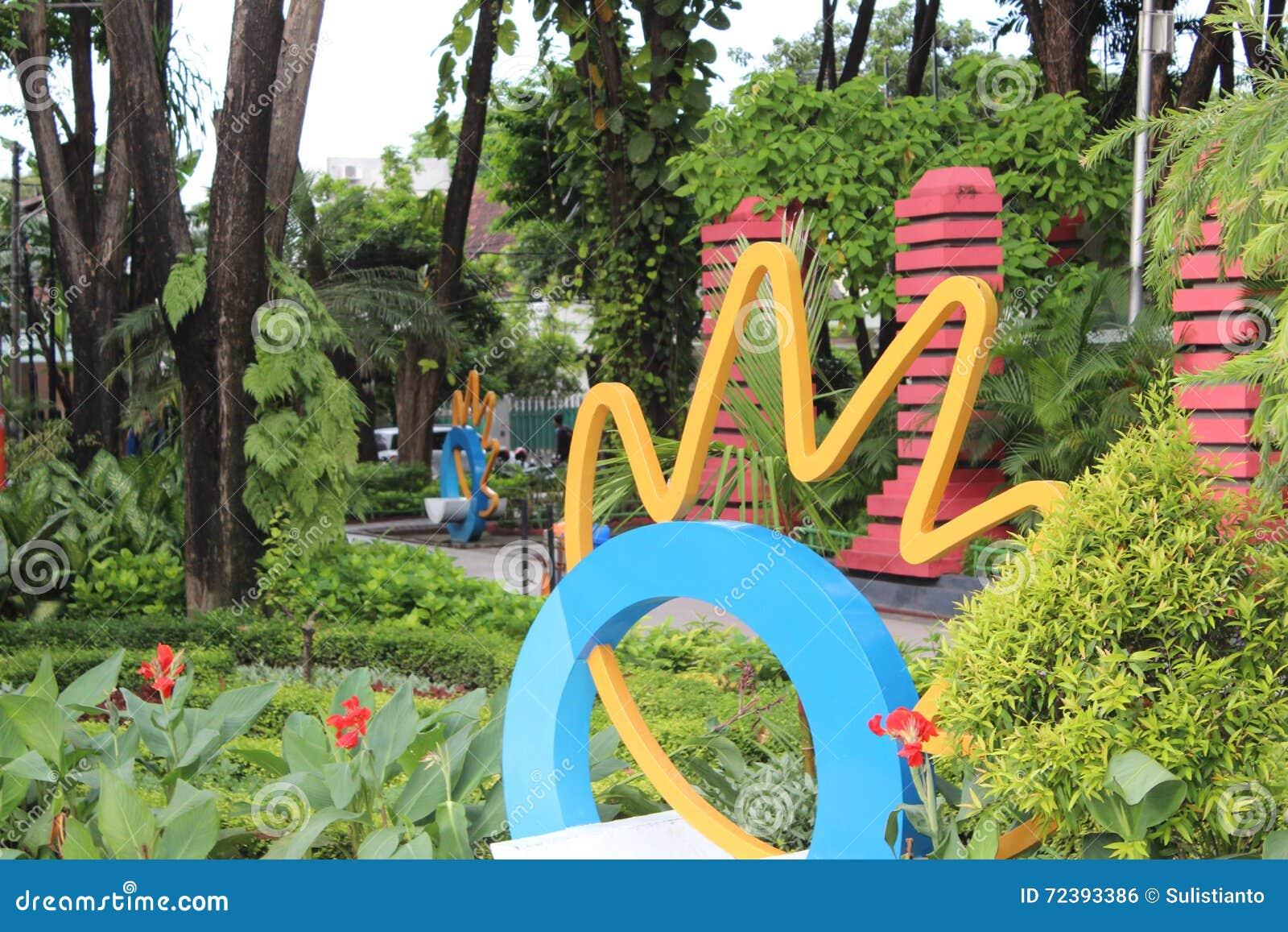 Surabaya Park Indonesia