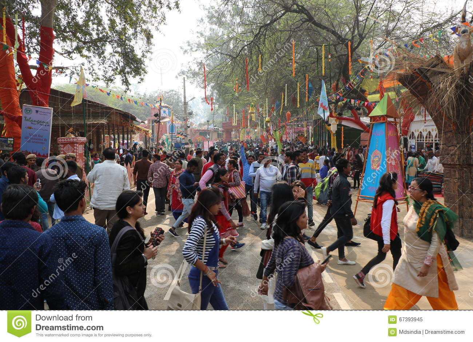 Surajkund, Faridabad, Indien