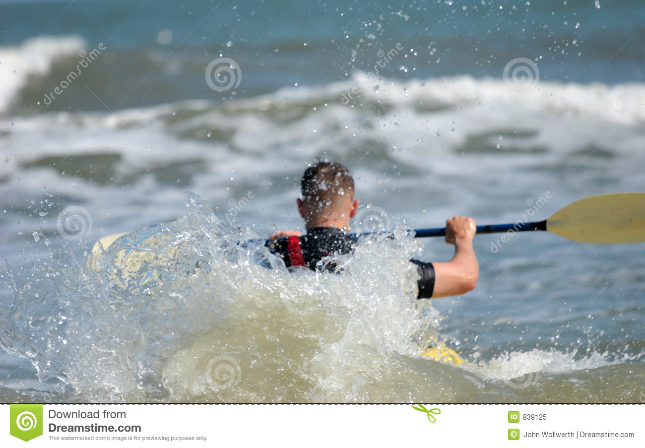 Into the surf 2
