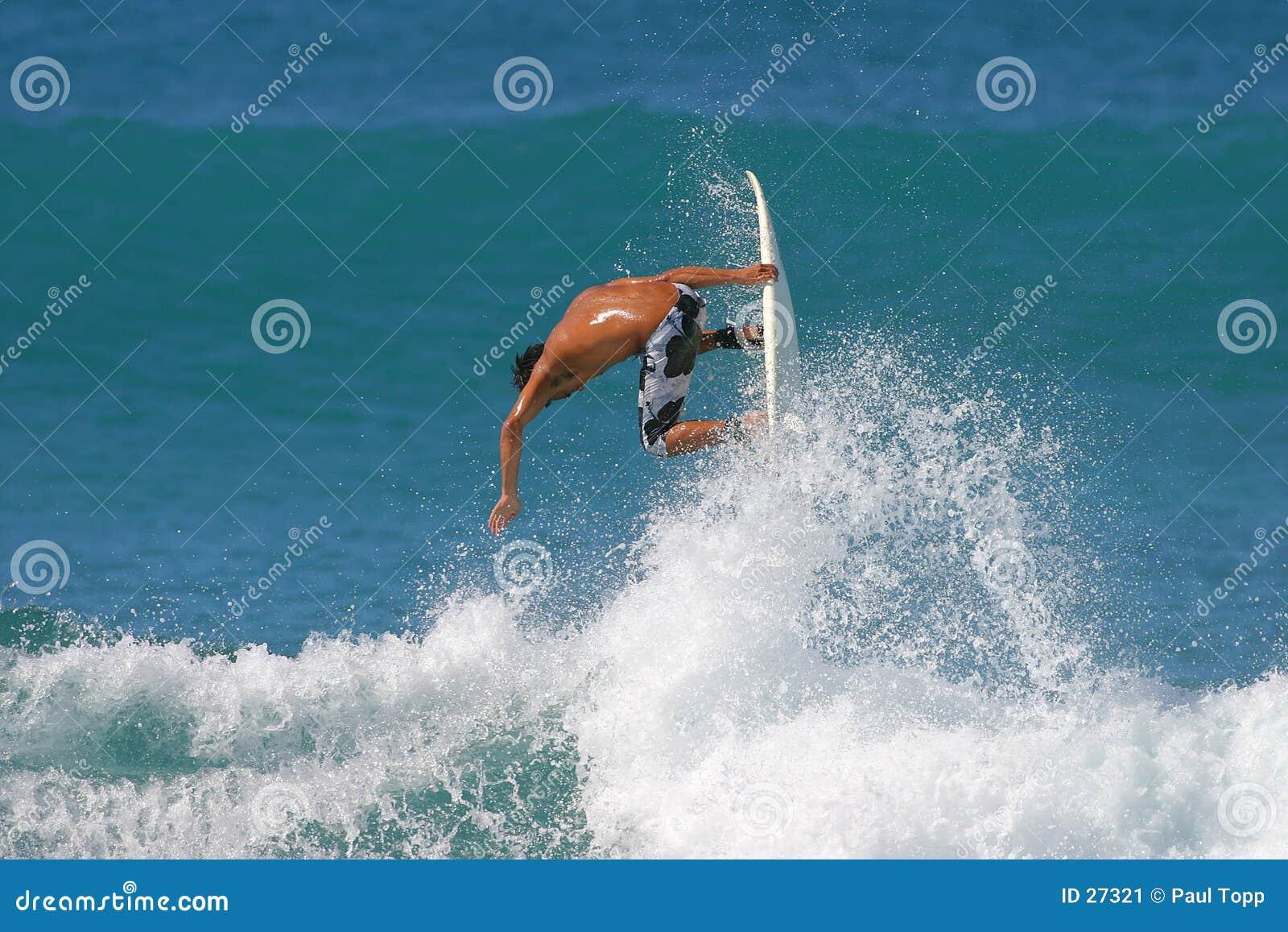 Surfa för luft