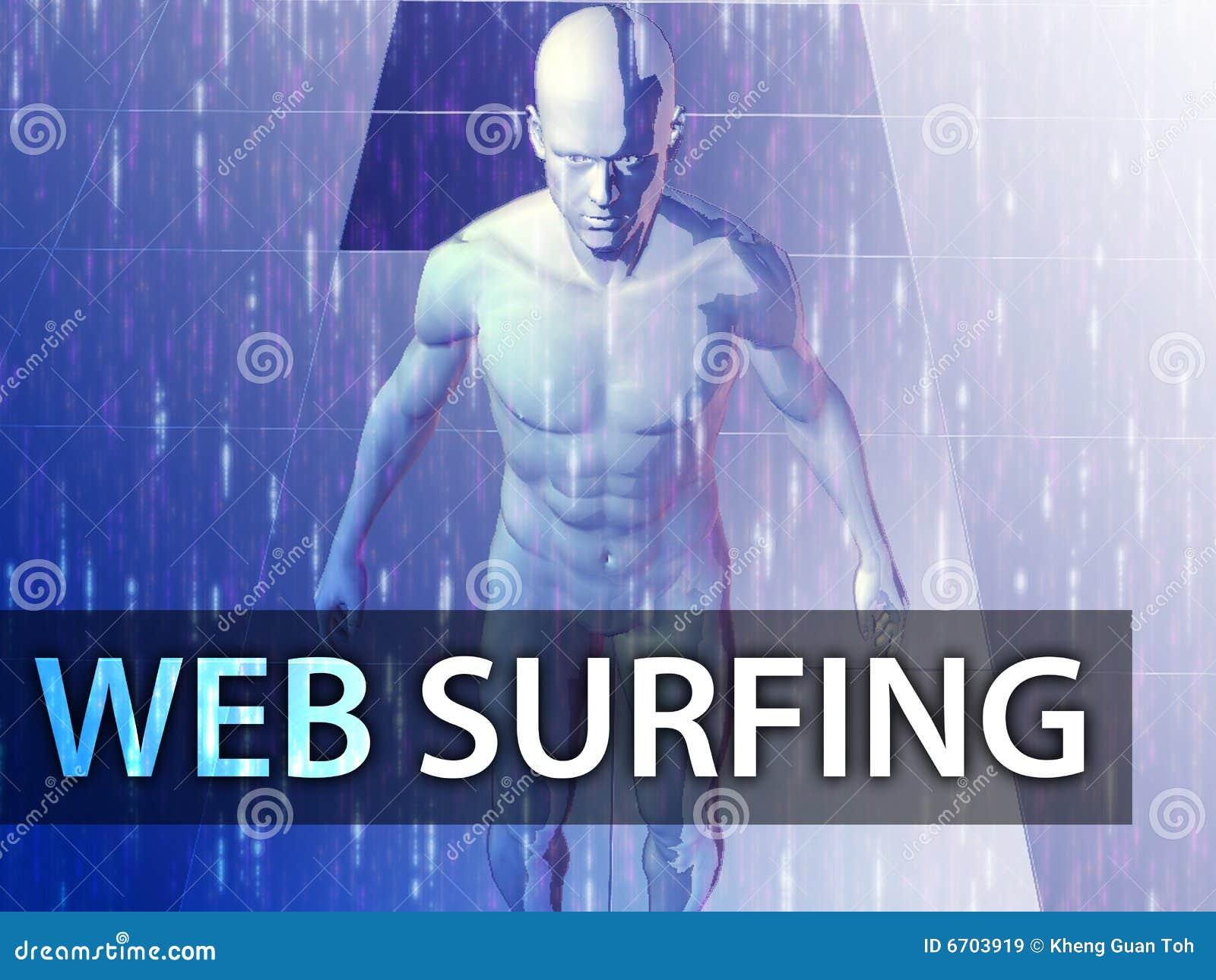 Surfa rengöringsduk för illustration