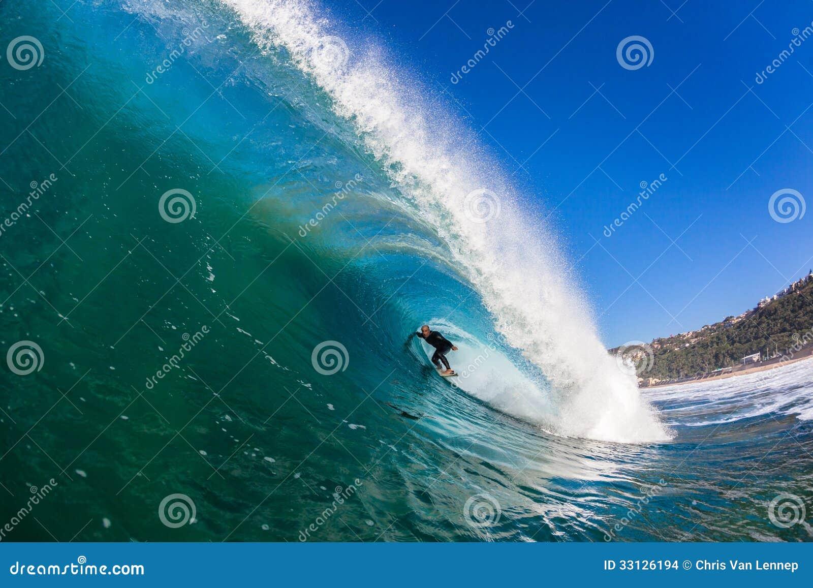 Surfa vågrörritt