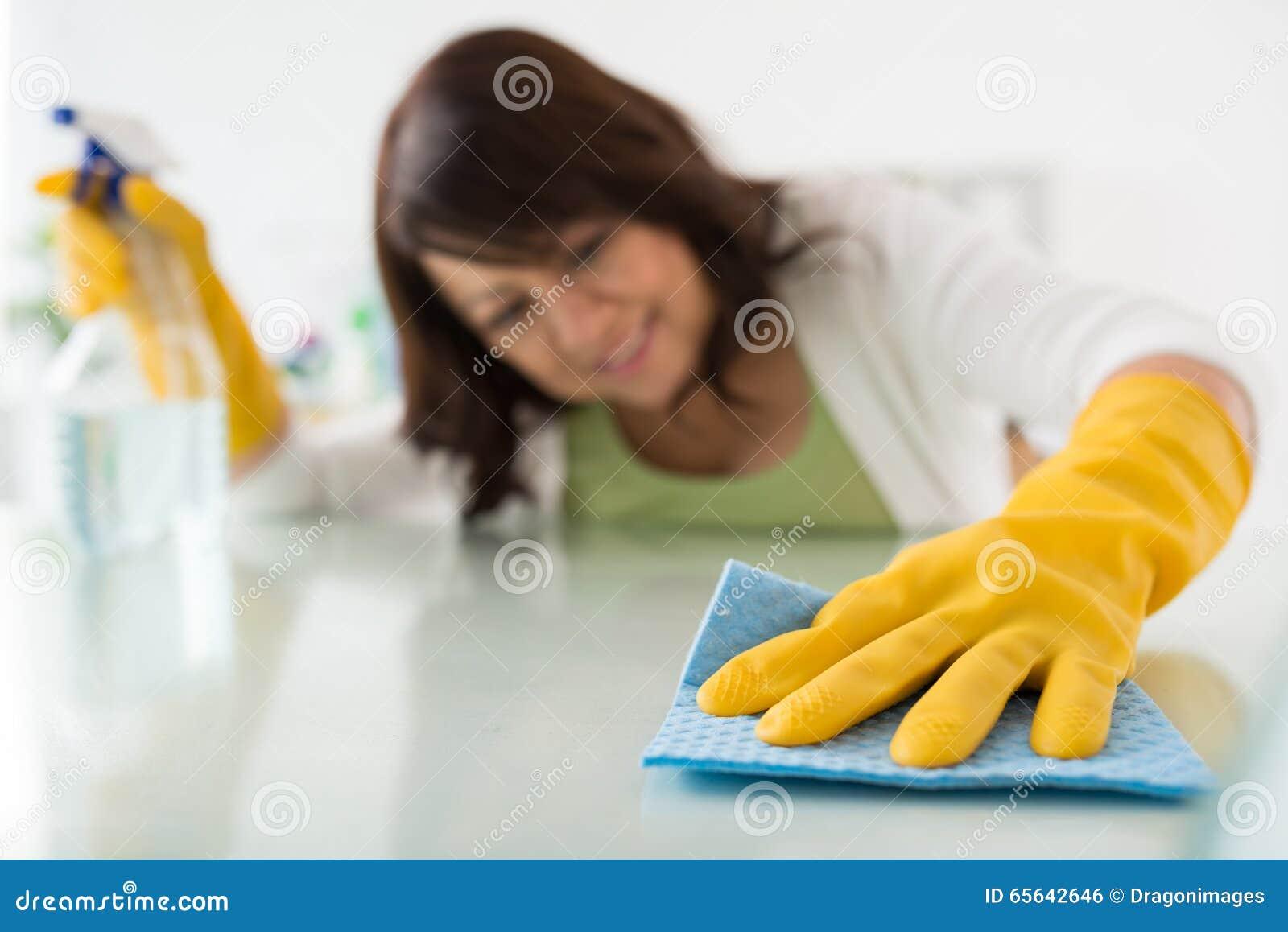 Surface de nettoyage