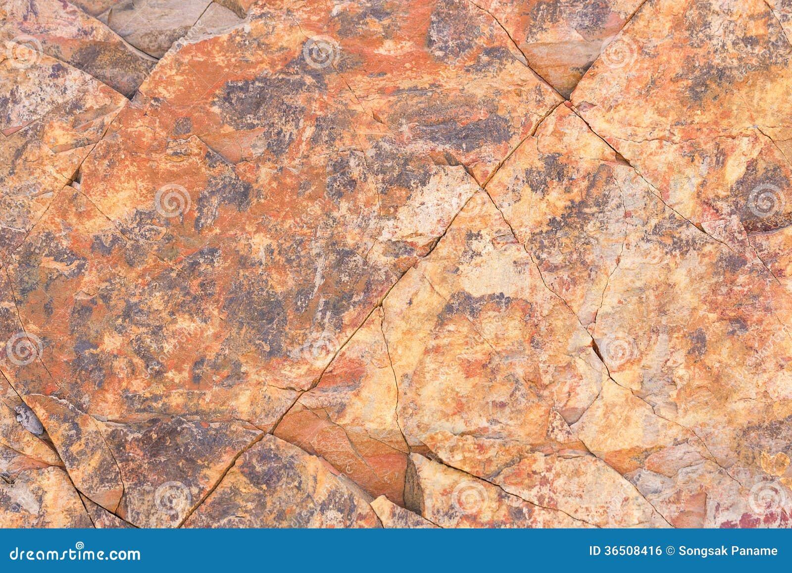 Surface de pierre