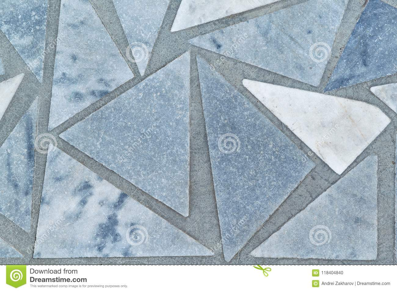 The Surface Of The Floor Or Wall Is Made Of Marble Tiles In The Form ...