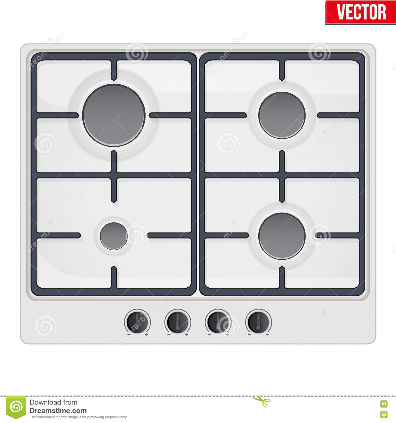 Stove Top View Image Collections