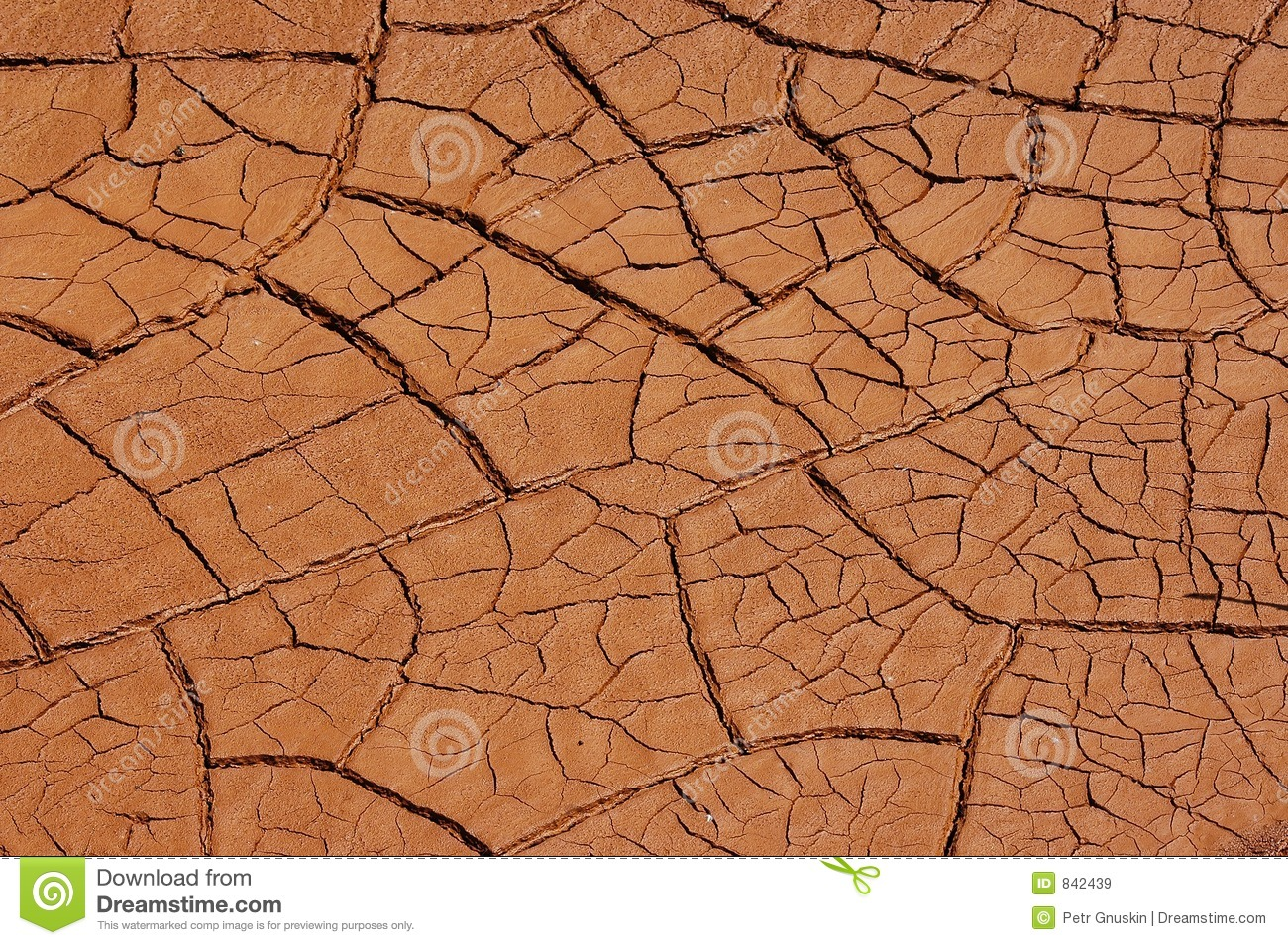 Surface of mars.