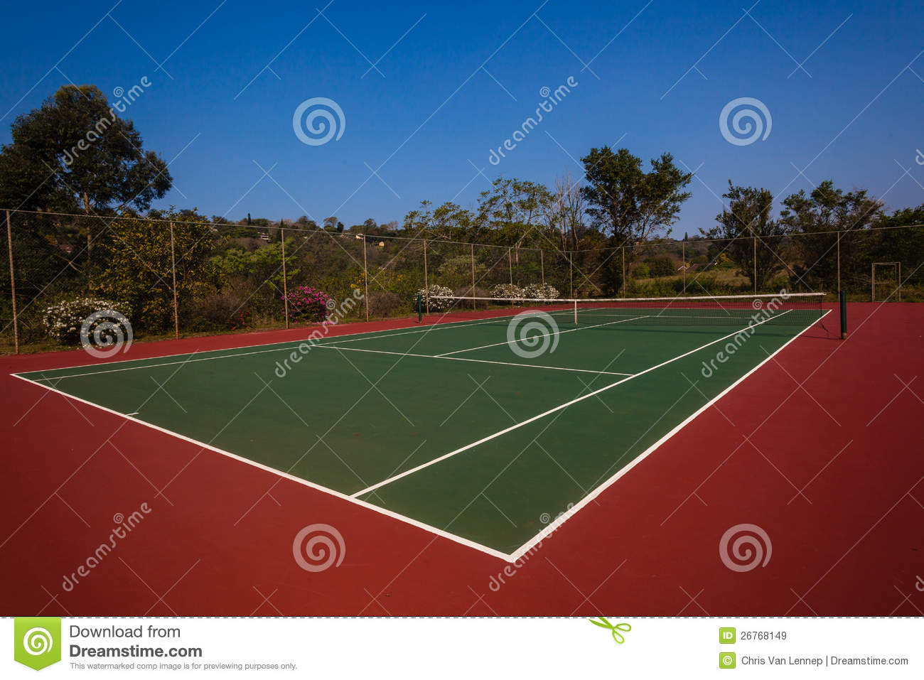 Surface neuve de court de tennis l 39 ext rieur images for Eclairage court de tennis exterieur