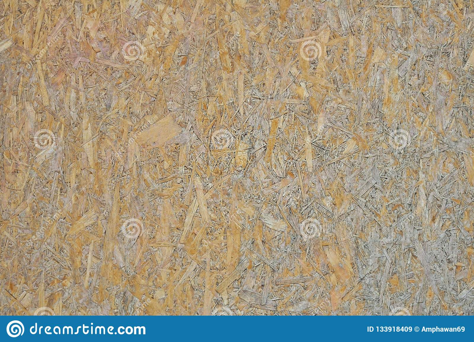 Surface old plywood