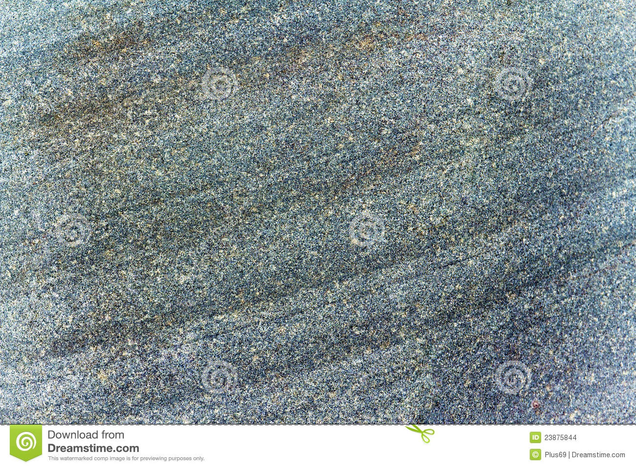 Surface texture of the stone