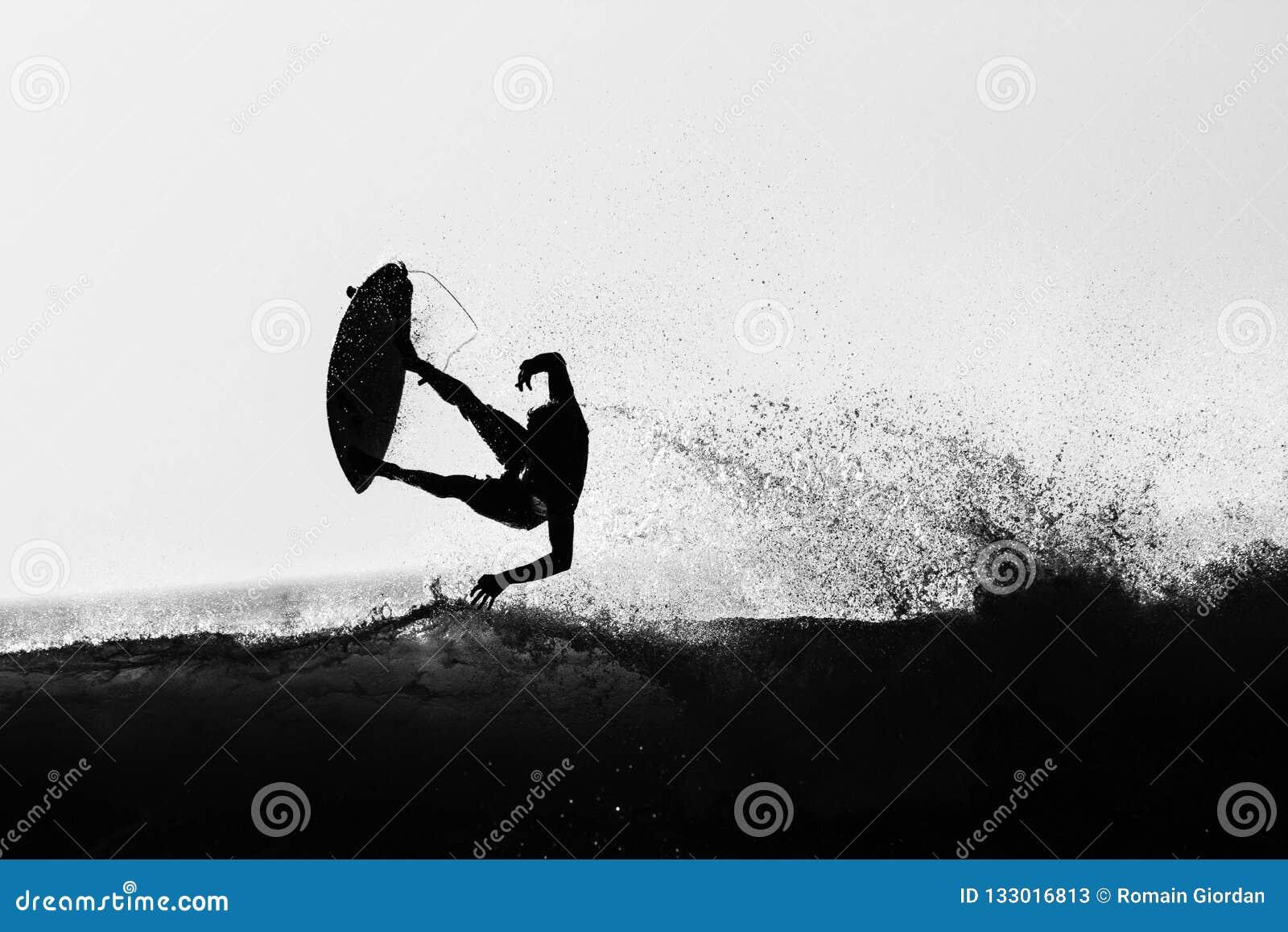 Surfer aérien