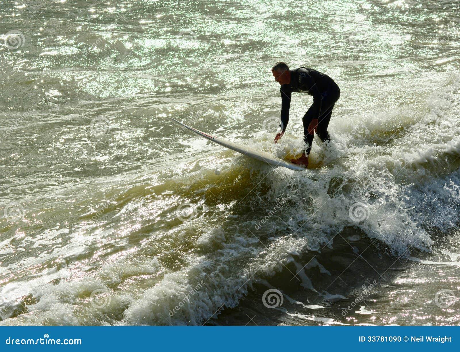 Surfer supérieur