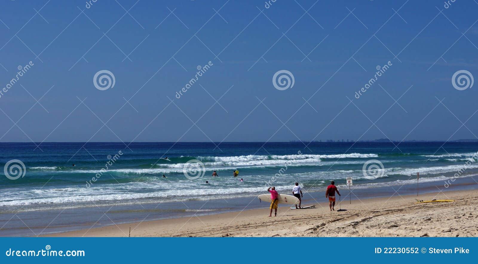 Surfers παραλιών