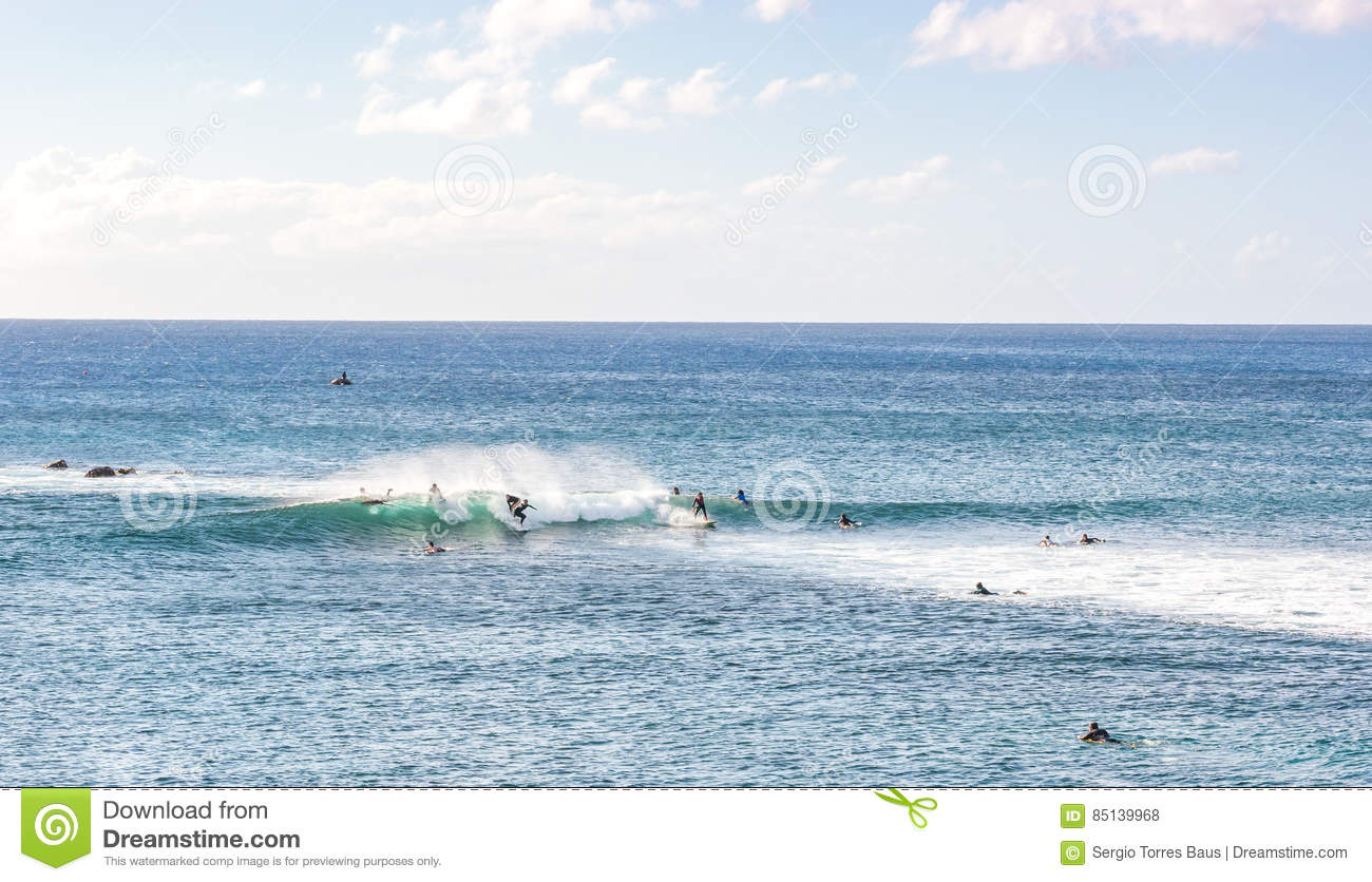 The Surfers of Easter Island