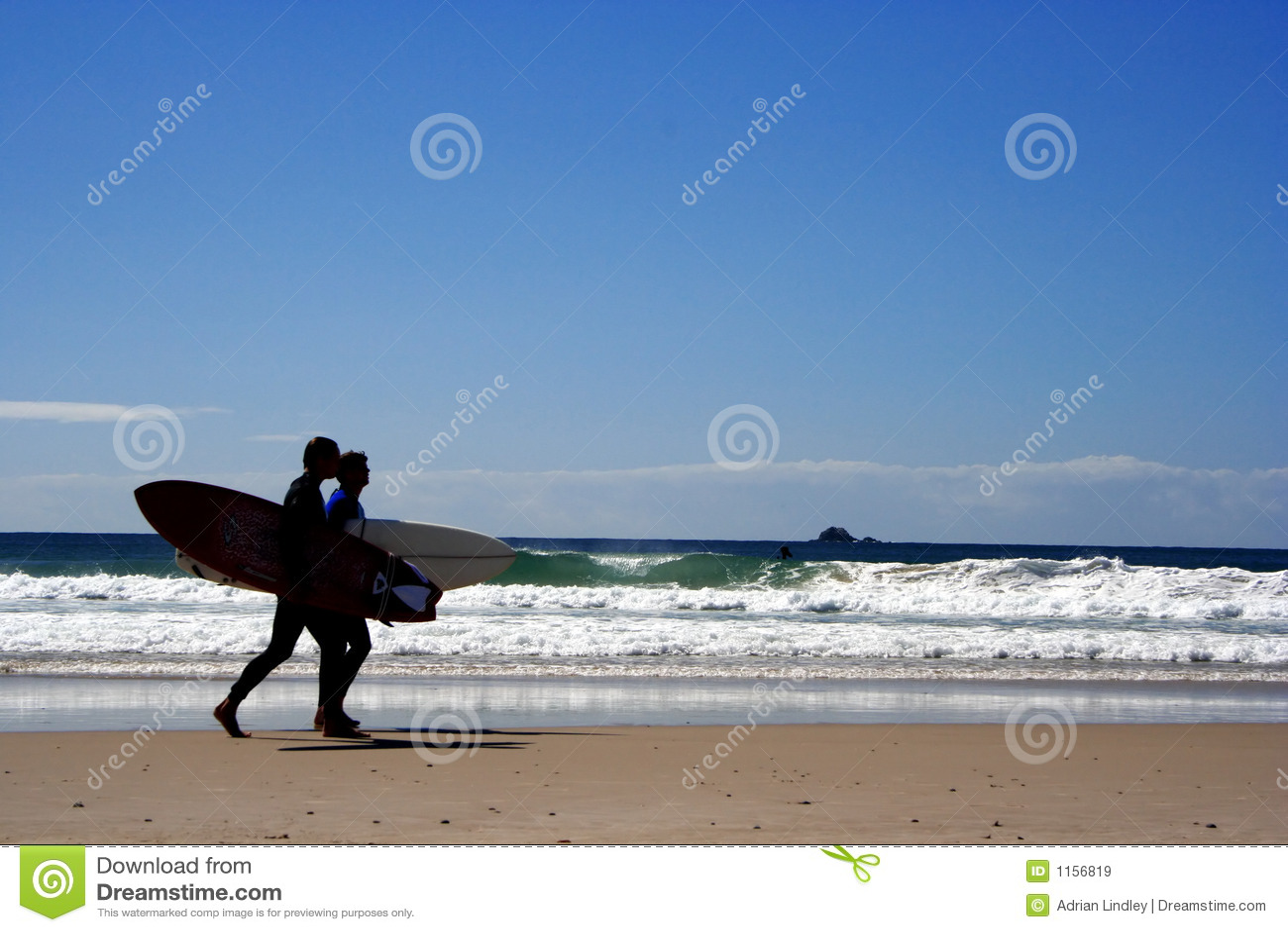 Surfiarze zmierzch