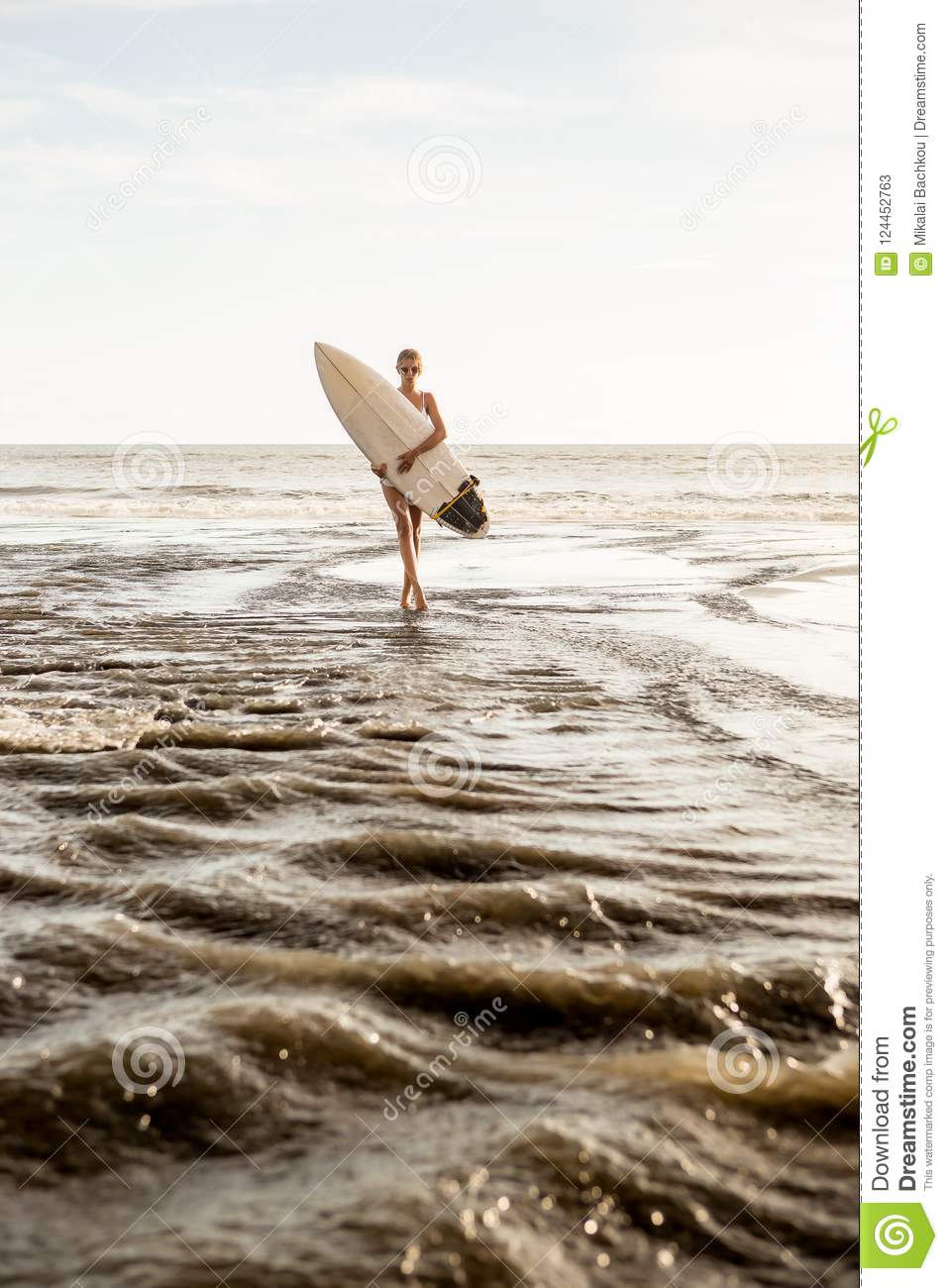 Surfing All Day Long Stock Image Image Of Holiday 124452763