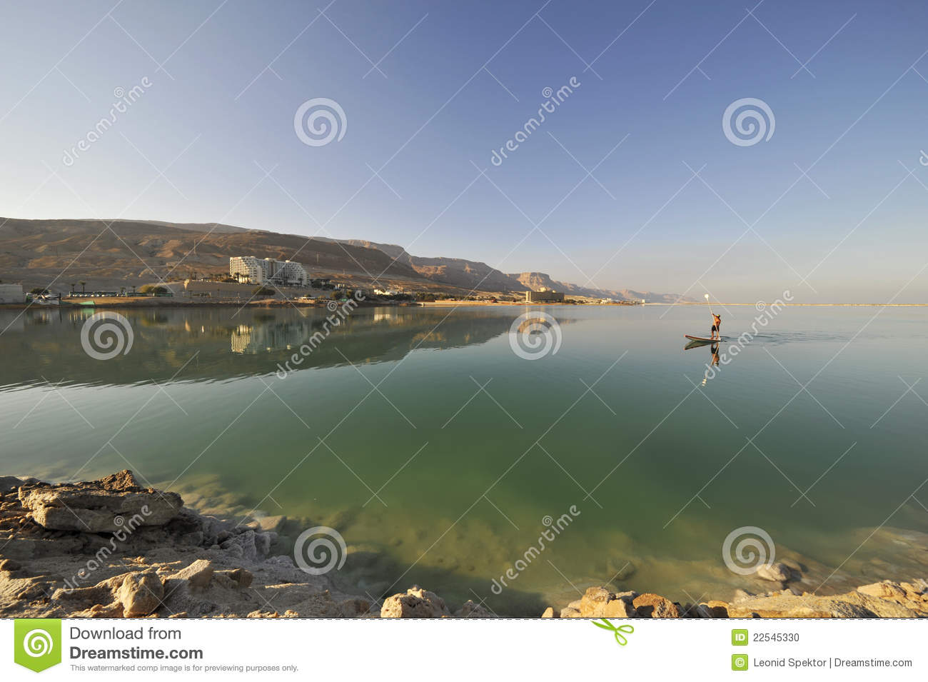 Surfing on dead sea stock photo image 22545330 for Winter vacation east coast