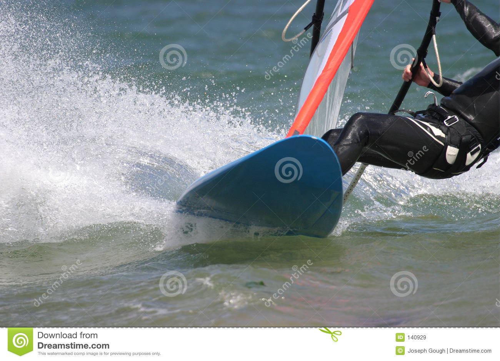 Surfing för brädemanhav