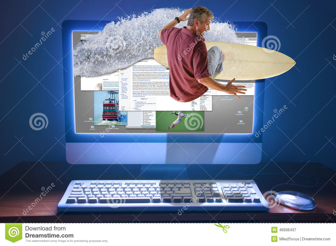 surfing the internet on company time Examples of stealing company time become more widespread in this age of the internet and social media -- time but surfing the web on company time is.