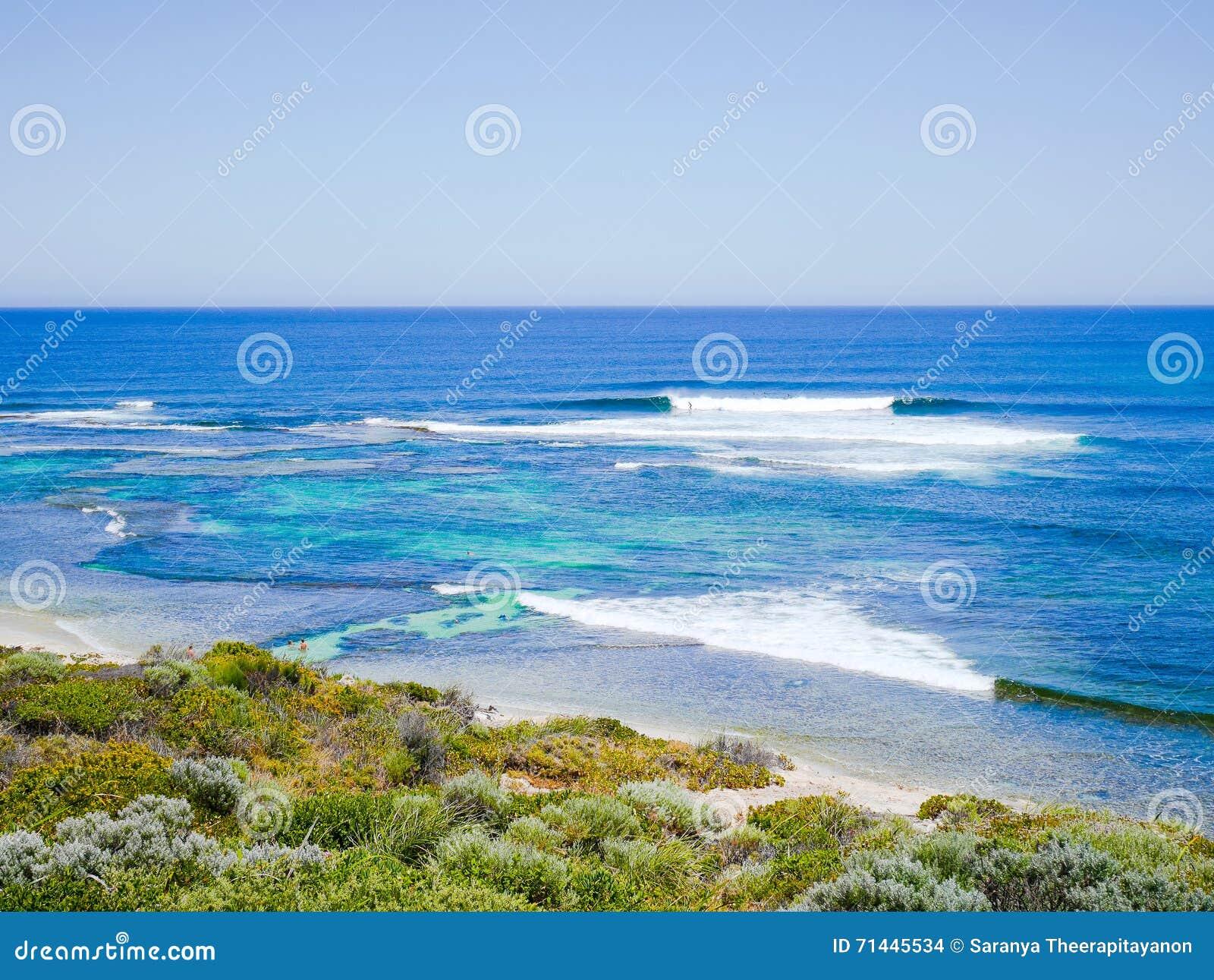 Surfingowowie Wskazują, Margaret rzeka, zachodnia australia
